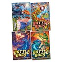 Battle Bugs Pack x 4