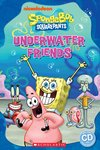 SpongeBob Squarepants: Underwater Friends (Book and CD)
