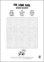 Diary of a Wimpy Kid: The Long Haul - Wordsearch