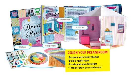 Dream room designer scholastic kids 39 club for Dream room creator
