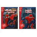 Marvel's Spider-Man Workbooks Pair (Ages 4-5)
