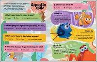 Finding Dory Aquatic Quiz