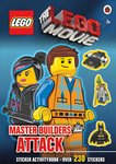 The LEGO Movie™: Master Builders Attack Sticker Activity Book