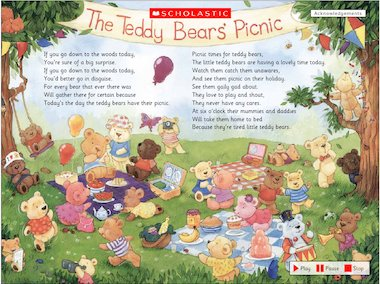 The Teddy Bears' Picnic – interactive – Early Years ...