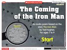 The Coming of the Iron Man – poem interactive resource