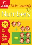 Collins Easy Learning: Numbers (Ages 3-5)