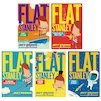 Flat Stanley Fiction Pack x 5