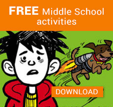 FREE Middle School activities