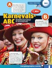Karnevals-ABC