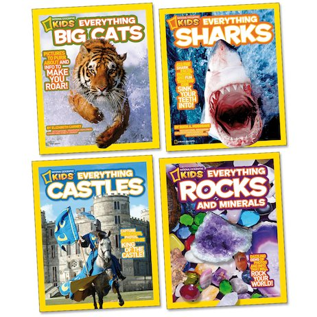 National Geographic Kids: Everything Pack