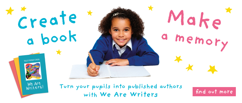 Every child can be an author
