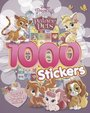 Disney Palace Pets: 1000 Stickers