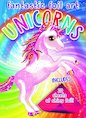 Fantastic Foil Art: Unicorns