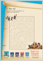 Pirates Love Underpants Maze