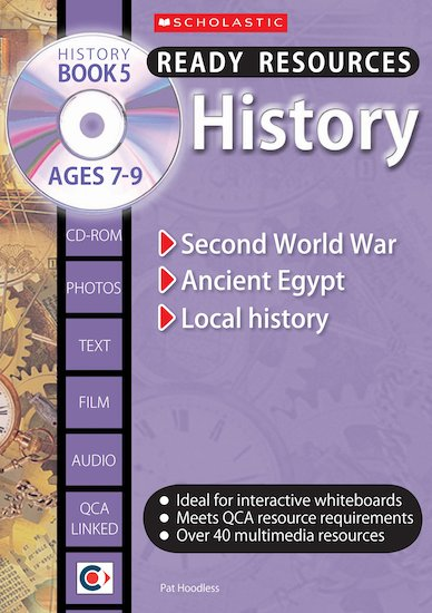 History Book 5 and CD-ROM