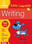 Collins Easy Learning: Writing (Ages 3-5)