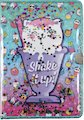 Shake It Up! Confetti Kitten Journal