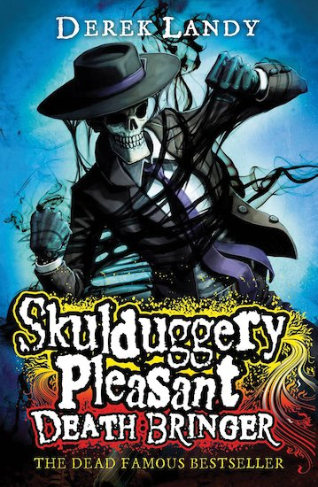 Death Bringer - UK Skulduggery Pleasant