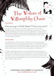 Wolves of Willoughby Chase Chatterpack (4 pages)