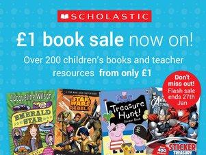 £1 Sale January 17