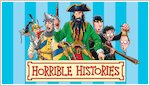 Horrible Histories wallpaper