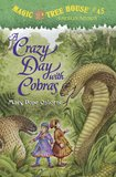 Magic Tree House: A Crazy Day with Cobras