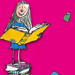 Roald Dahl Day - Matilda