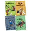 Tintin Young Readers Pack x 4