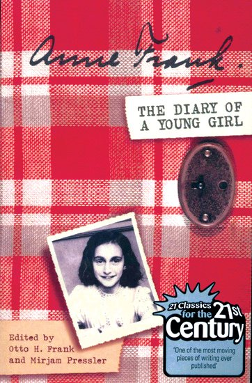 Anne Frank The Diary Of A Young Girl Scholastic Kids Club