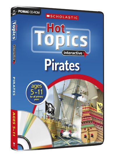 Pirates CD-ROM