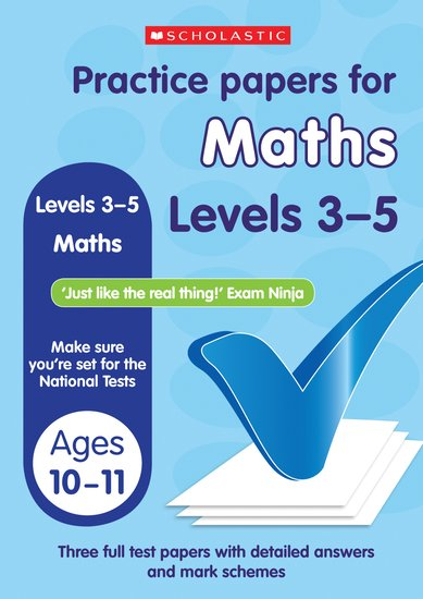 Maths (Levels 3-5)