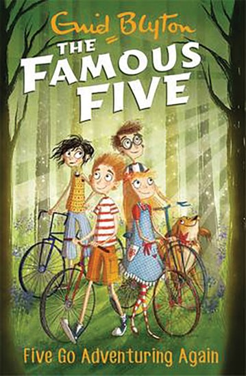The Famous Five 2 Five Go Adventuring Again Scholastic