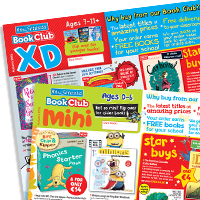Book Clubs leaflets (IE)