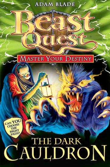 Beast Quest 1 Master Your Destiny The Dark Cauldron