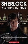 Sherlock: A Study in Pink (Book and CD)