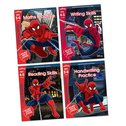 Spider-Man Learning Workbooks Ages 4-6 Pack