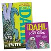 The Twits with FREE The Twits Joke Book Mini Edition