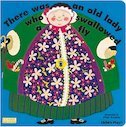 There Was an Old Lady Who Swallowed a Fly (Board Book)