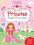 My First Princess Sticker Activity Book