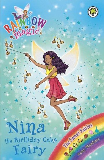 Rainbow Magic Sweet Fairies Nina The Birthday Cake Fairy