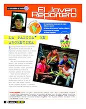 El Joven Reportero: La Pascua en Argentina