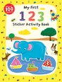 My First 123 Sticker Activity Book