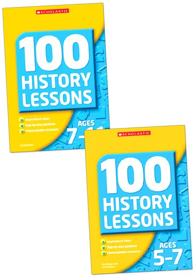 100 History Lessons Complete Set