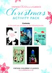 Vintage Classics Christmas Activity Pack (17 pages)