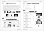 Celebrations in UK - Sample Activities (1 page)