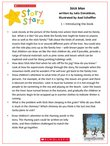 Story Stars Resource: Stick Man Lesson Plan (3 pages)