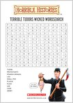 Horrible Histories Wicked Wordsearch