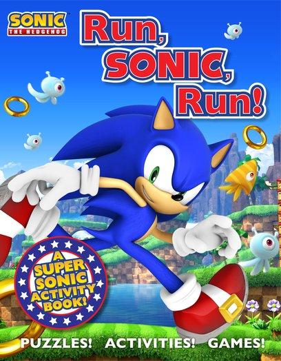 Sonic The Hedgehog Run Sonic Run Scholastic Kids Club