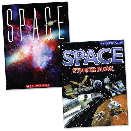 Space Exploration Pack - Scholastic Kids' Club