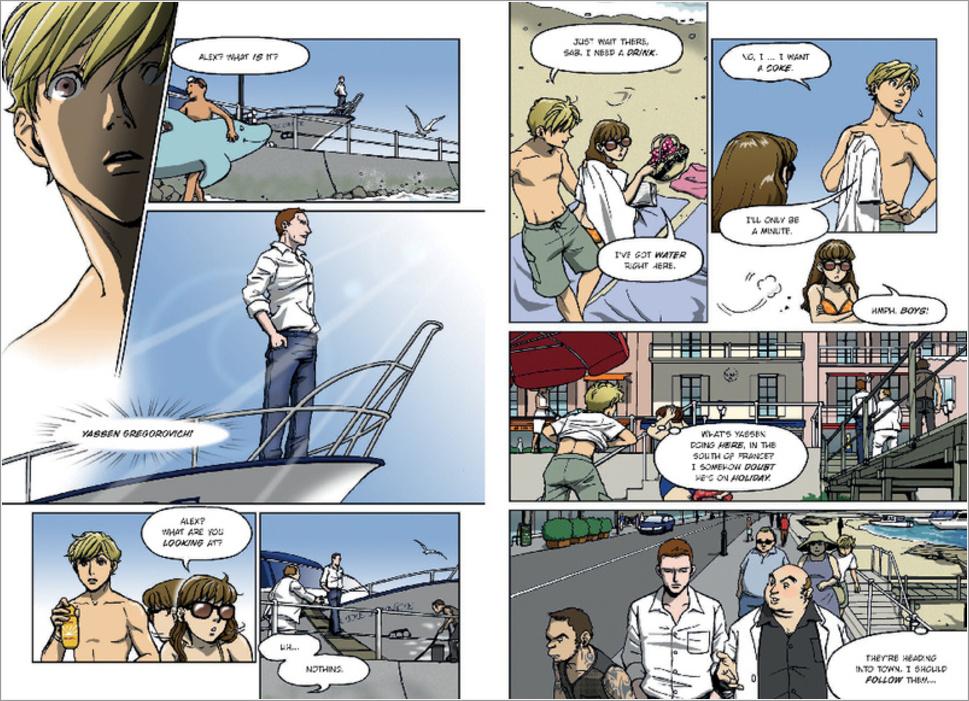 Alex Rider Point Blanc Movie Online Free